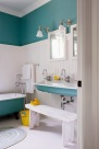 Beautiful bathrooms blue 3